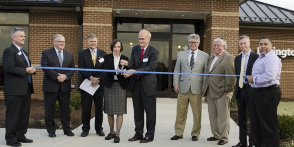 Lexington Clinic Beaumont Ribbon Cutting